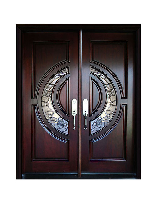 Exterior Wood Door #M580E