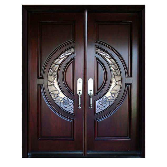 Wood Door M580E