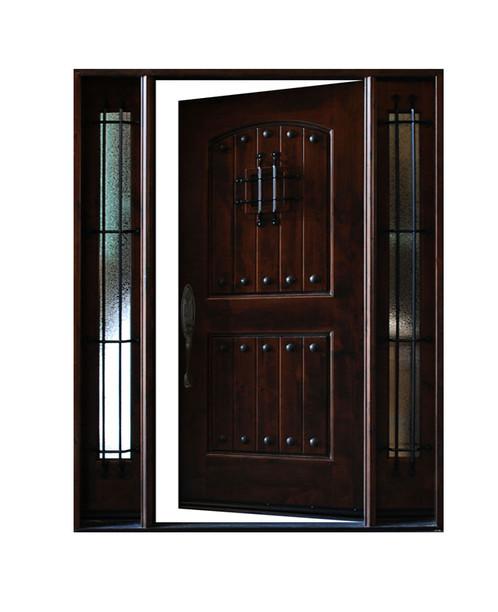 Exterior Wood Door #KA-MCD 61 1/4\