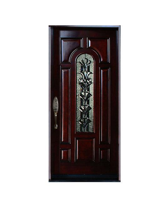 """Exterior Wood Door #M280A 37 1/4""""W x 81""""H"""
