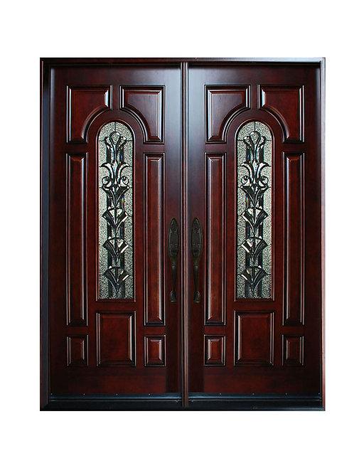 "Exterior Door #M280A 73 1/4""(or65 1/4"",611/4"")x81"""