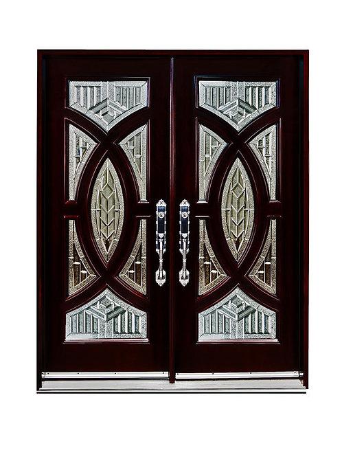 Exterior Wood Door #M705A