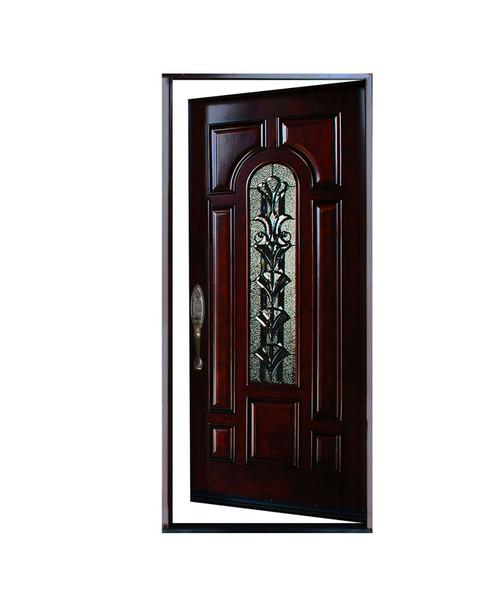 Exterior Wood Door M280a 37 14w X 81h