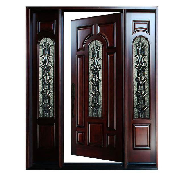 Wood Door M280A