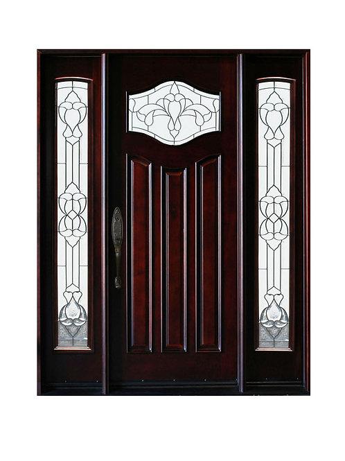 """Exterior Wood Door #MP73 1/4""""(or 61 1/4"""")x 81"""""""