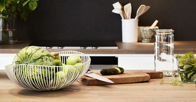 Kitchen Countertops Part III – Wood | Third in a series of introductions to a variety of kitchen cou