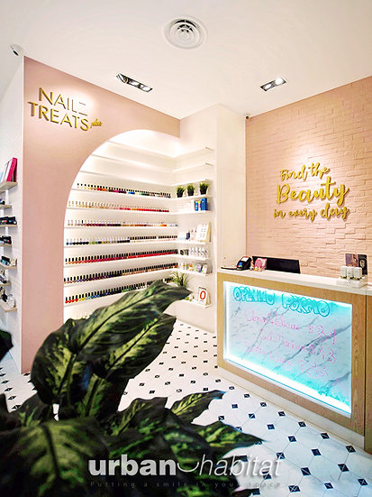 Nailz Treats Bedok Mall