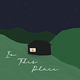 In This Place Poster - stars new font.pn