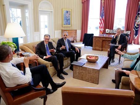 February 21, 2013: Barack Obama plots Supreme Court strategy