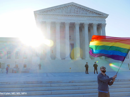 April 28, 2015: Supreme Court hears marriage case