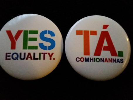 May 22, 2015: Ireland votes to legalize same-sex marriage