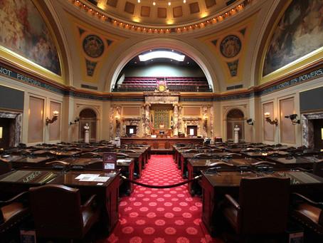 May 11, 2011: Minnesota legislators send super-DOMA amendment to ballot