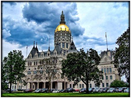 April 20, 2005: Connecticut enacts civil-union law