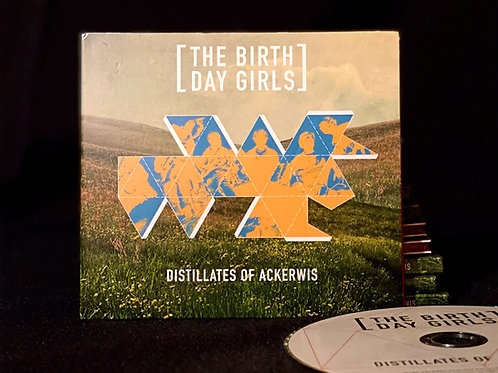 CD: DISTILLATES OF ACKERWIS