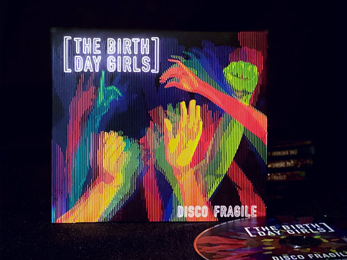 CD: DISCO FRAGILE