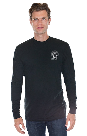 Gas Worker Long Sleeve Tee