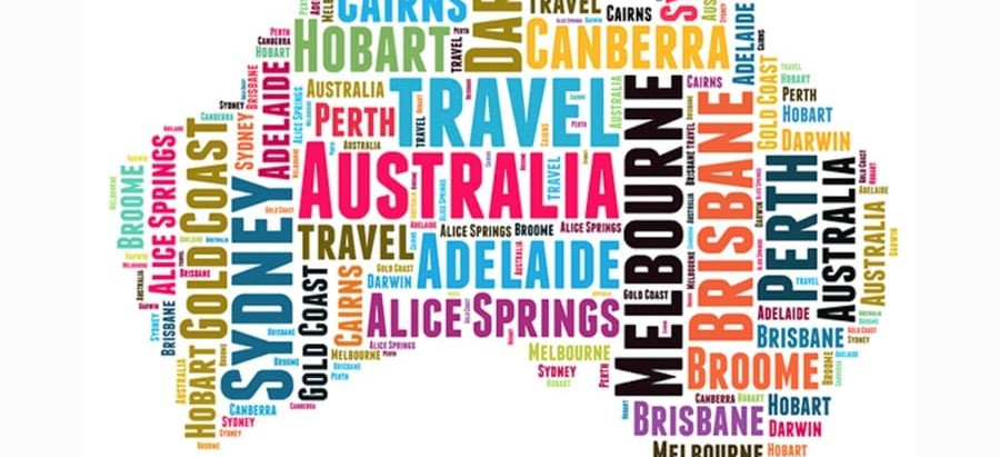 Las ciudades australianas más populares para estudiar y trabajar