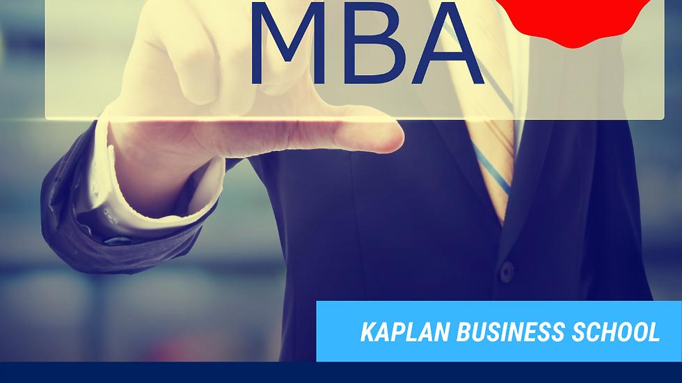 [PROMO] MBA + 2 años curso + Visa de trabajo