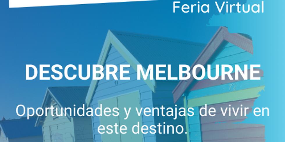 Descubre Melbourne - Facebook Live