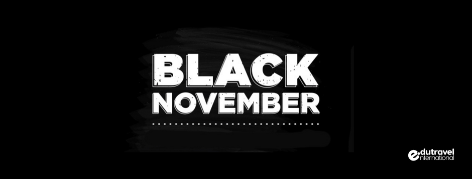 BLACK NOVEMBER 2020 - ¡BECA COMPLETA!