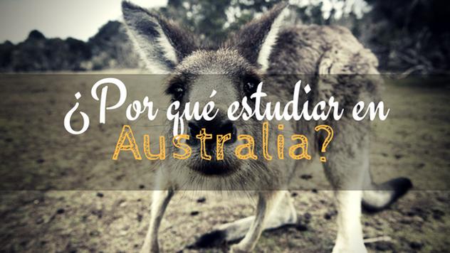 ¿Por qué estudiar en Australia?