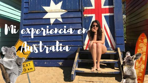 Mi experiencia como estudiante en Australia