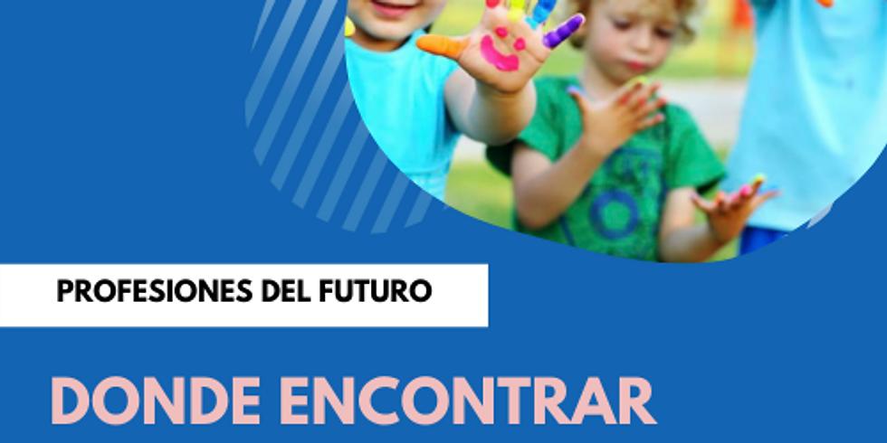 Profesiones del futuro: Trabajo en educación infantil