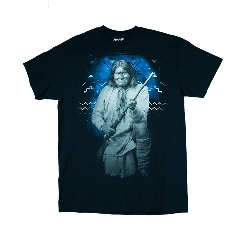 Geronimo Above the Clouds (Black)
