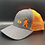 Thumbnail: Orange Bigfoot Snapback Cap