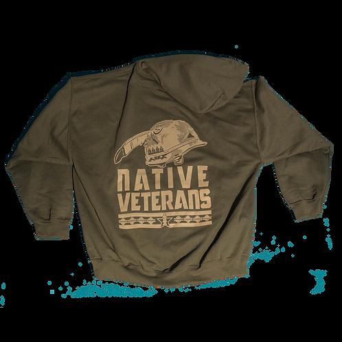 Native Veterans Hoodie