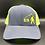 Thumbnail: Neon Green Bigfoot Snapback Cap