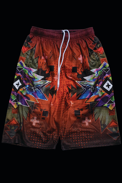 WarPath Shorts #2 Adult