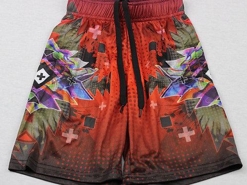 Warpath Shorts 1