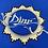 Thumbnail: Blue Dine Basket Tee (Blue)