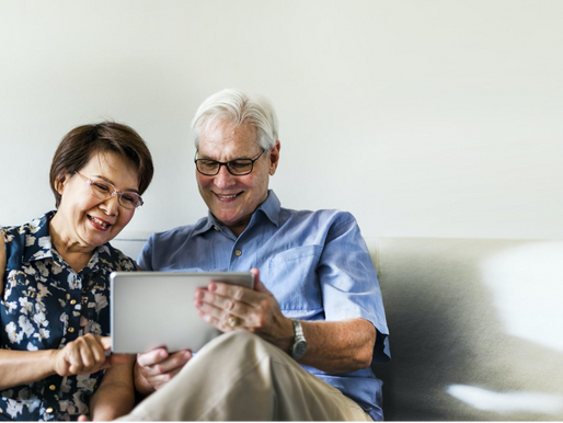 6 Technologies Seniors Can Use to Keep in Touch With Loved Ones