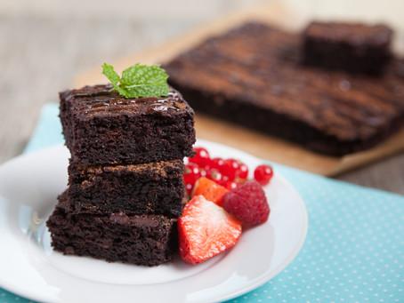 Receita: Brownie de Batata Doce