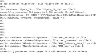 How to take Transaction Log Backups For All User Databases?