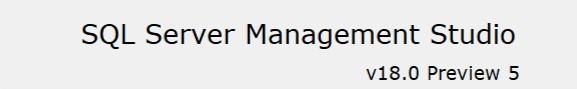 Management Studio 18.0
