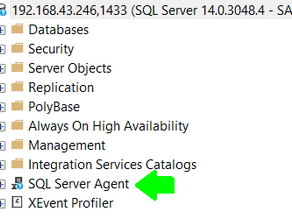 Enable SQL Server Agent on Linux