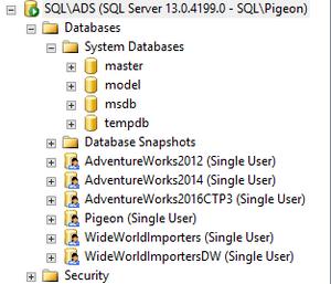 Single user mode for all databases