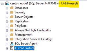 Successfully connected with mssql account