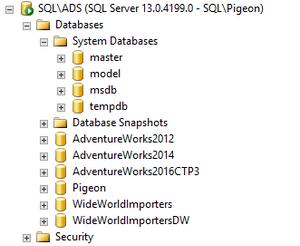 Multi user mode for all databases