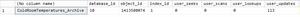identify unused indexes - dm_db_index_usage_stats