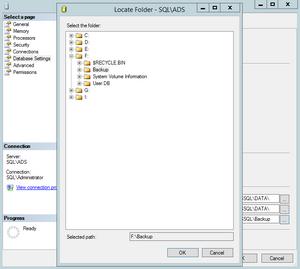 Locate Folder