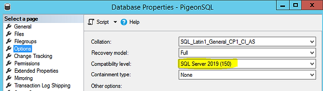 SQL Server 2019: New features!
