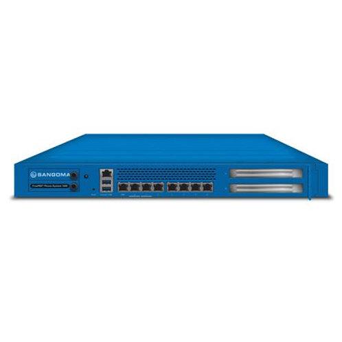 FPBX1000 1000 usuarios / 300 llamadas concurrentes FreePBX 14