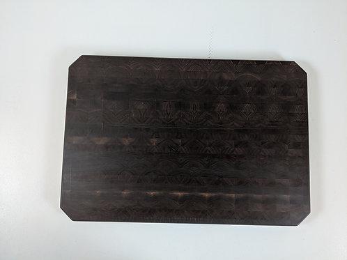 Giant Walnut End Grain Board