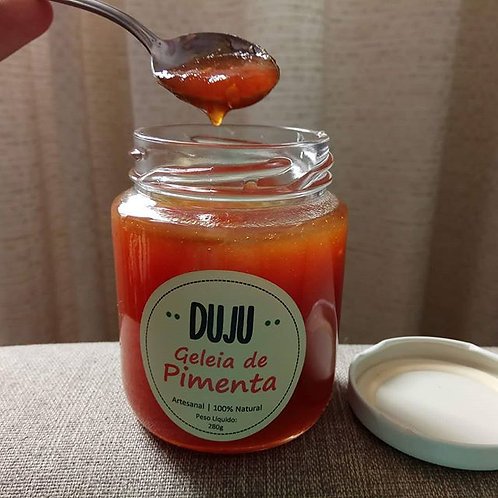 Geleia de Pimenta Duju - 280g
