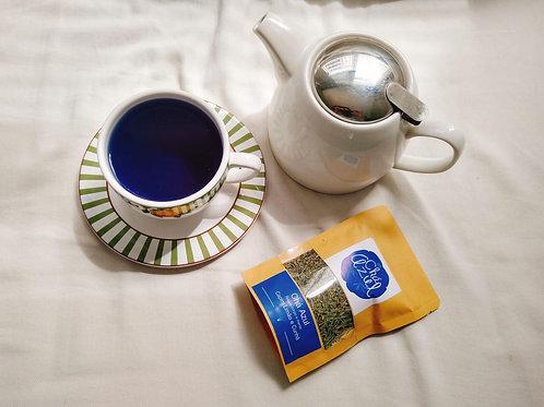 Chá Azul Grande