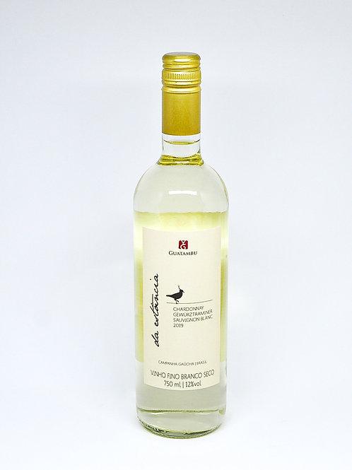 Da estância - Chardonnay, Gerwust e Sauvignon Blanc